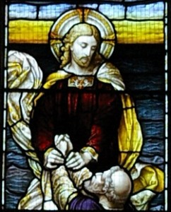 St Peter's East window